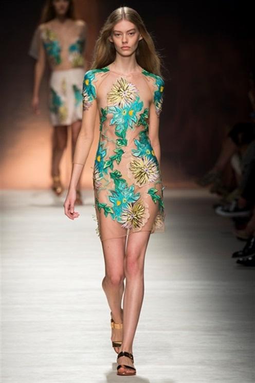 Verde: #Trend2015 #Moda